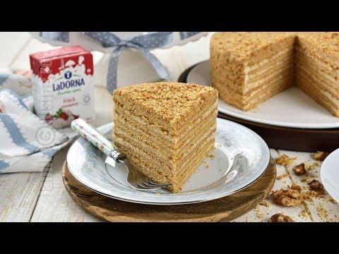 Reteta tort medovik jamila