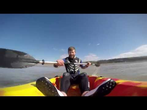 Sea Kayaking @ Morfa Farm Llanrhystud