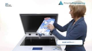WideTEK 25 -- Fastest color scanner for documents up to 25 inches in width