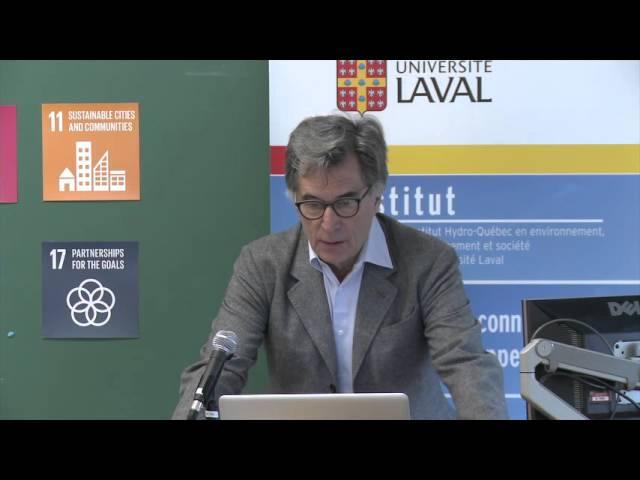 Pierre Jacquemot - Les défis de l'inclusion : pauvreté, inégalité et croissance