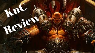 Kobolds and Catacombs Card Review: Warrior