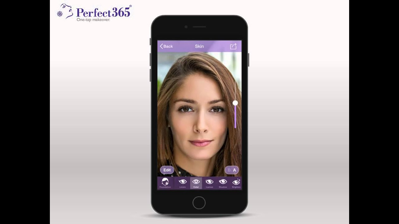 Perfect365: The Best Free Digital Makeup App   YouTube