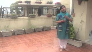Kathak simplified by Pandit Pulkit Mishra ji