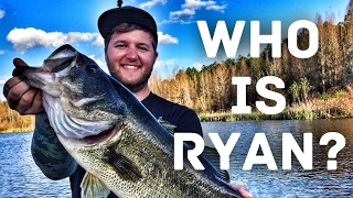 Fishing With Ryan - Where Did This Punk Come From?