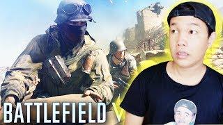 វាយបំបែកបន្ទាយទាហានពួកអាឡឺម៉ង់😱 - Battlefield 5 WWII Khmer Gameplay 2019 #2