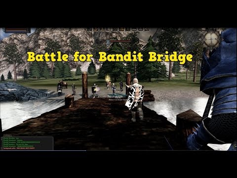 BATTLE FOR BANDIT BRIDGE – Mortal Online