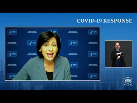 Press Conference: White House COVID-19 Response Team Holds a Briefing - February 19, 2021