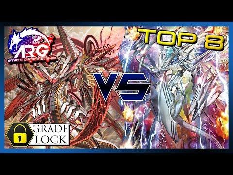 Unlocking Chaos?! Cardfight Vanguard ARG NJ Top 8: Star-Vader Chaos vs Messiahs!