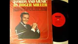 My Uncle Used To Love Me But She Died , Roger Miller , 1966 Vinyl