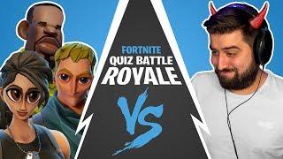 Ollek GEGEN Zuschauer Edition | Fortnite Quiz Battle Royale Episode #01