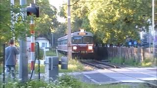 Pamiętne czasy pociągów do i z Jeleniej Góry po 274 i 279
