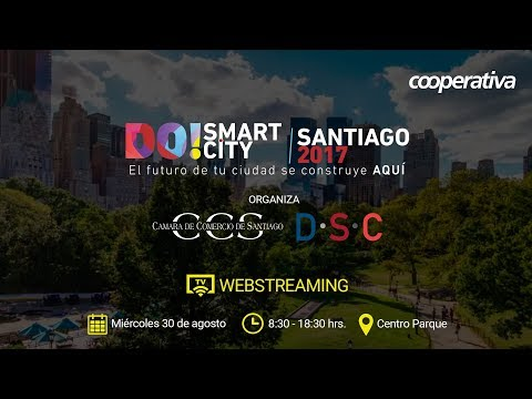 Do! Smart City Santiago 2017 - parte 1