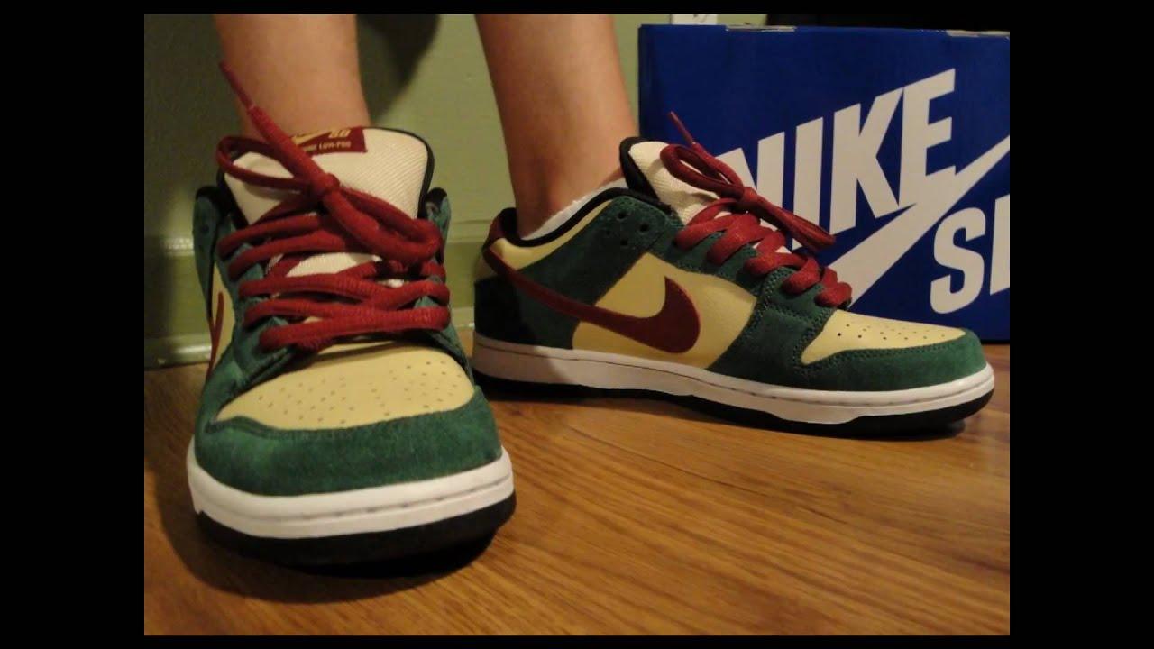 Nike SB Jameson's - YouTube