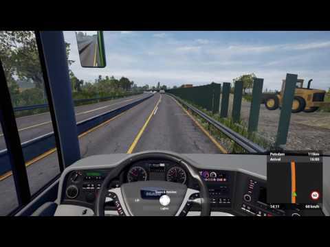 A SUNNY AFTERNOON IN DRESDEN (Fernbus Coach Simulator) #8