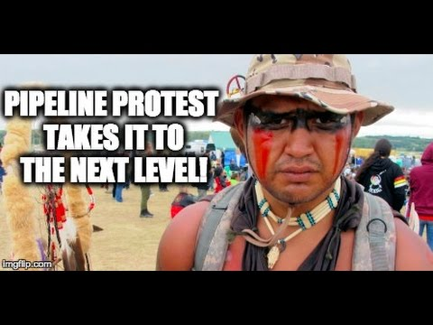 BREAKING: The Dirty TRUTH About The Dakota Pipeline Protests!