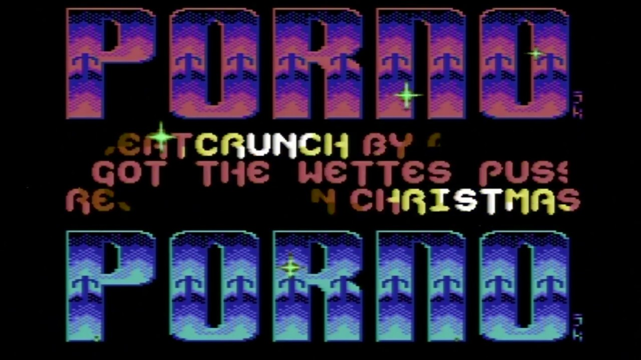 Amiga Animation The Dating Game Porn beat crunchporno design (c64)