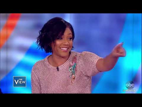 Tiffany Haddish On Emmy Win, Dating, And More | The VIew