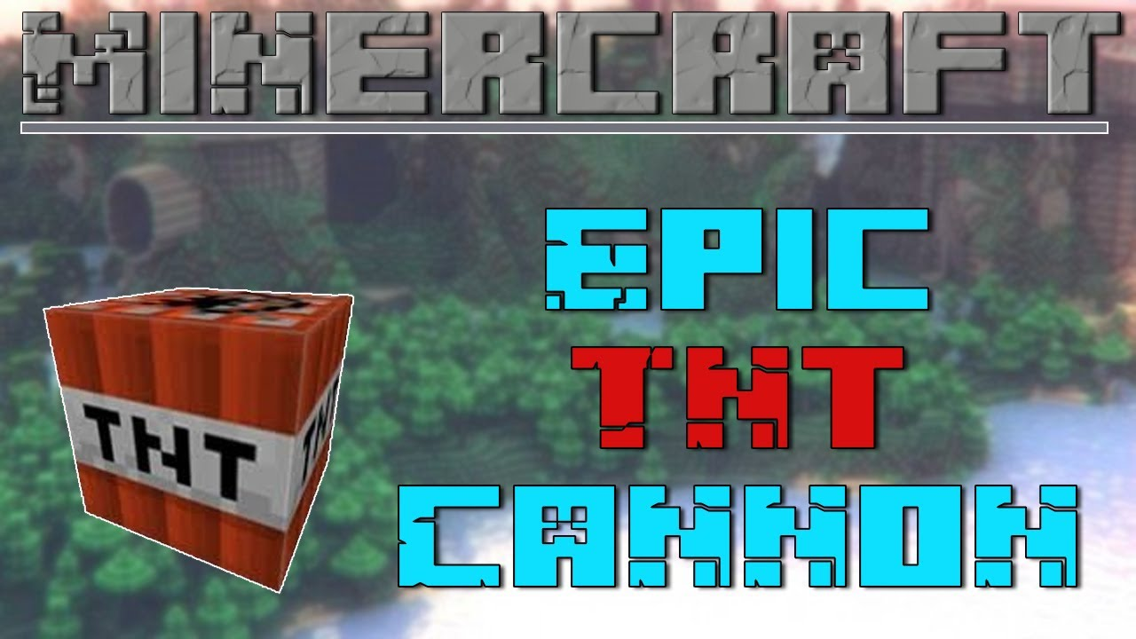How to build a tnt cannon in minecraft xbox 360 edition - How to ...