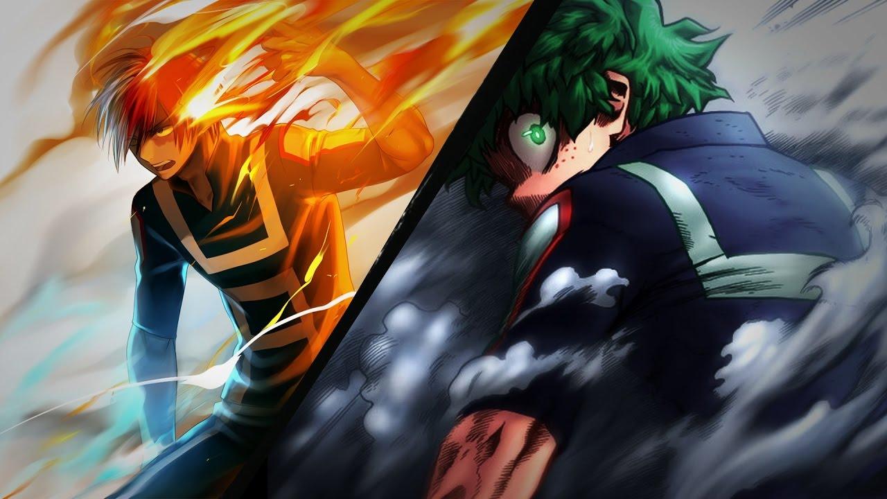 boku no hero academia season 2 episode 5