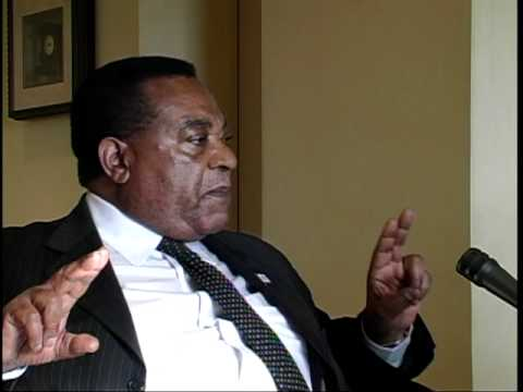 An Exclusive Interview With the UN Envoy to Somalia Ambassador Augustine Mahiga by Hiiraan Online