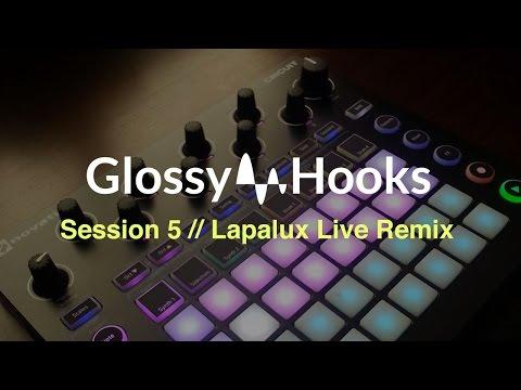 Novation Circuit Sessions - Lapalux Live Remix