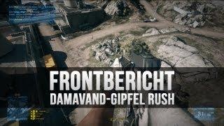 """Den Damavand-Gipfel """"meistern"""" - Frontbericht (Battlefield 3)"""