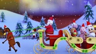 Klingelglocken | Kinder-Song | Weihnachtslied Für Kinder | Christmas Song For Kids | Jingle Bells