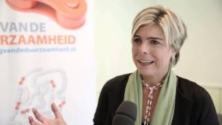 Interview Laurentien van Oranje - Voorleesactie Dag van de Duurzaamheid 2014