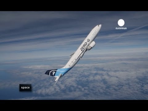 avion apesanteur