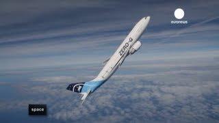ESA Euronews: Vol parabolique : les joies de l