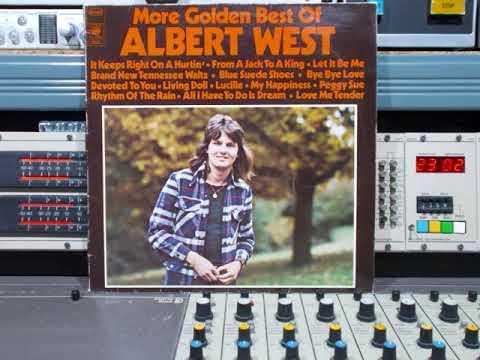 Albert West FULL More Golden Best Of Albert West Remasterd  BvdM 2018