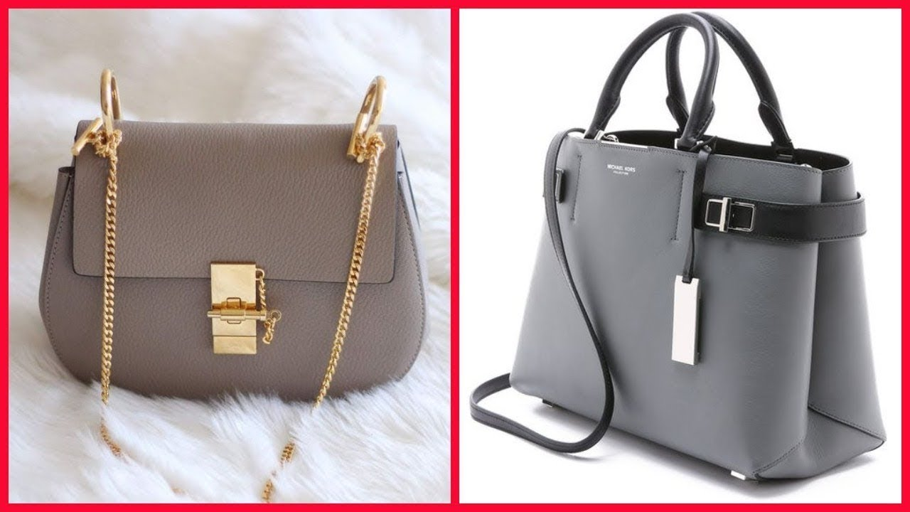 Latest Trendy Stylih College Bags For Girls 2018 2019 Youtube