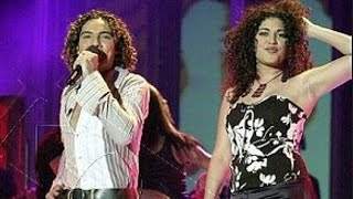 David Bisbal y Elena Gadel - Mienteme HD