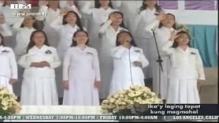 JMCIM Main Adults Choir- Kay buti buti mo Panginoon - March 18, 2018
