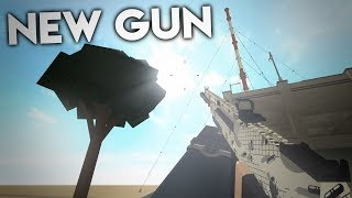 IL NUOVO GUN in PHANTOM FORCES... (roblox)