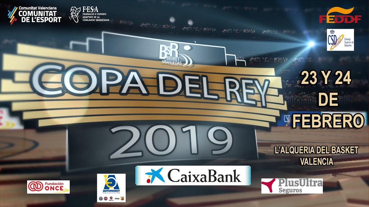 R. DENTAL AMIVEL vs GRAN CANARIA Cuartos de final Copa del Rey 2019