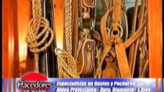 Repeat youtube video Talabarteria Otto   Mario Herbel Campo en Accion
