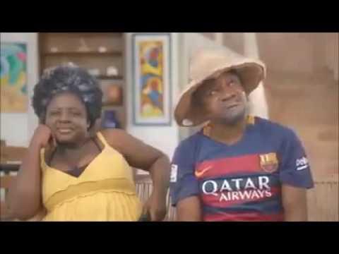 Publicité africaine hilarante - Qui tient la télécommande à la maison ?