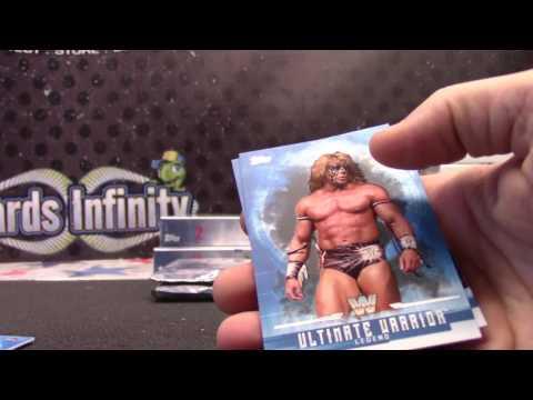 Vandy's 2017 Topps WWE Undisputed Wrestling Box Break