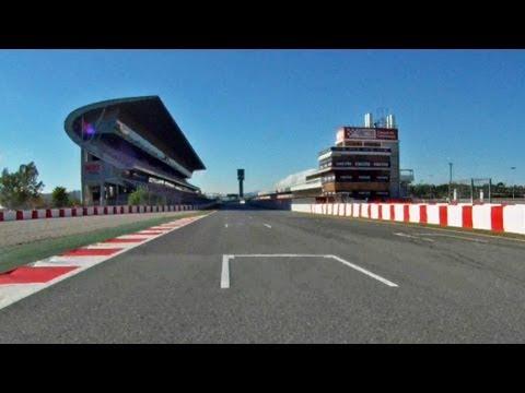 Circuito Montmelo : Circuito de cataluña circuit montmeló barcelona circuit spain