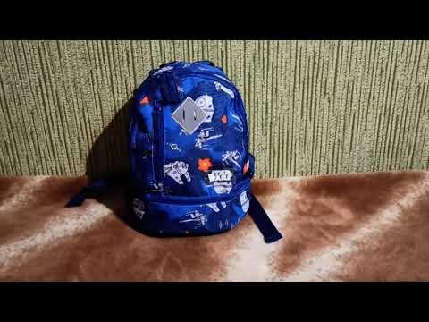 Рюкзак детский Yes K-21 Star Wars 27x21.5x11.5 для мальчика (555316)