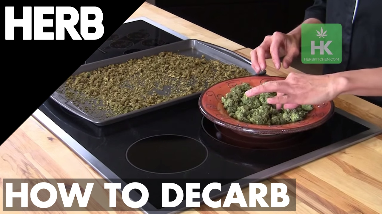 Decarbed weed recipes easy