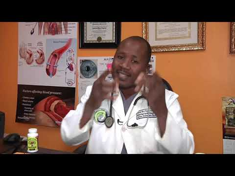 Herbal Medicine Fundamentals | American Herbalists Dr. Abdonel Marc Eugene Segment - 15 - 15