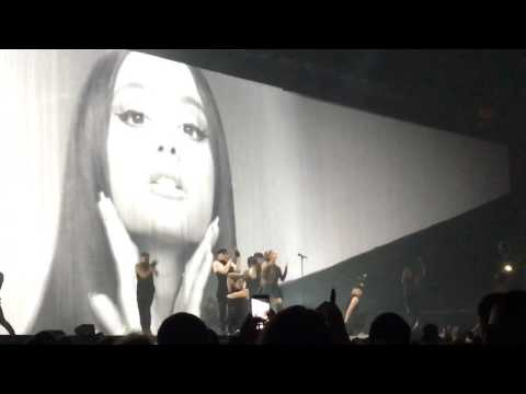 Be Alright - Ariana Grande- The Forum - Dangerous Woman Tour - March 31, 2017