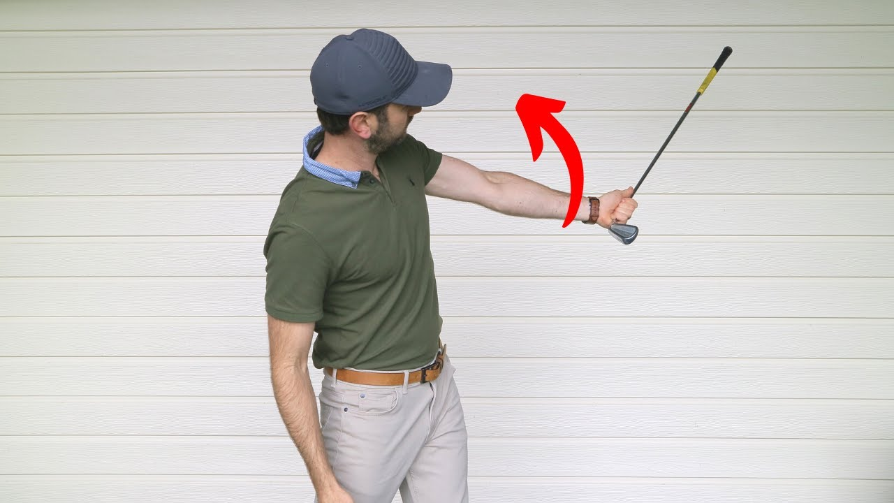 ONE MOVE THAT WILL COMPLETELY CHANGE YOUR SWING