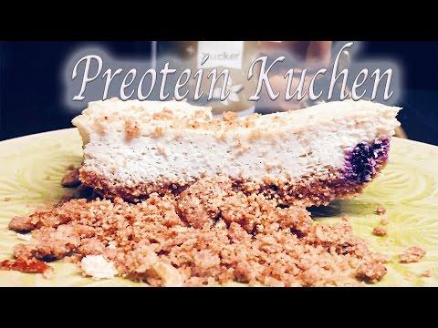 Protein Käsekuchen ! Mit Kuchen Abnehmen  ???? Bestes Kuchen Rezept Jil Hagen