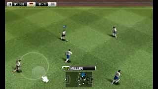 PES 2012 - Android Gameplay [Screencast]