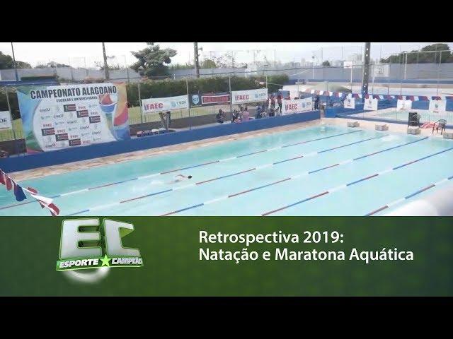 Retrospectiva 2019: Natação e Maratona Aquática