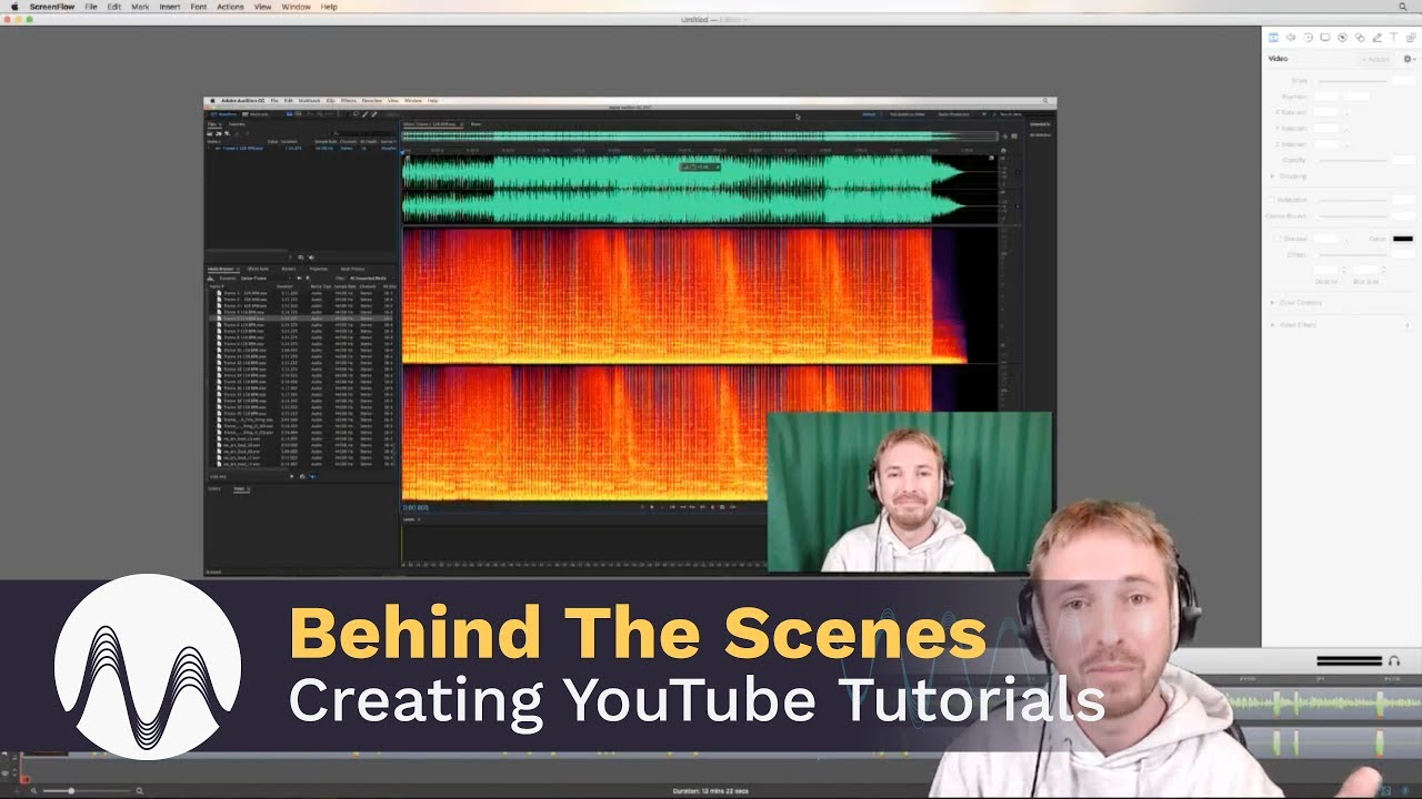 Behind the scenes how to create tutorial videos for youtube youtube behind the scenes how to create tutorial videos for youtube baditri Image collections