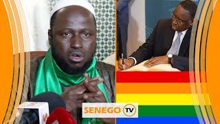Signature LGBT : Imam Mansour Samb sur la position de Macky Sall